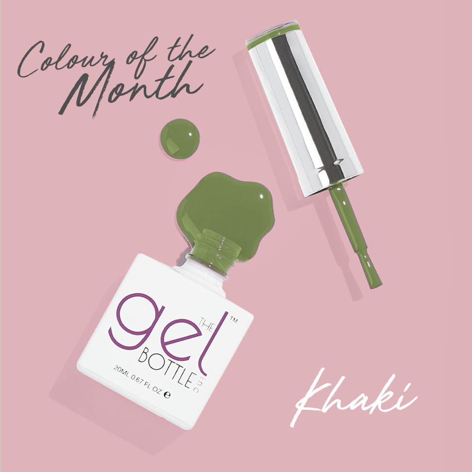 Color of the Month - Khaki